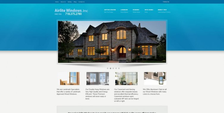 Airlite Windows