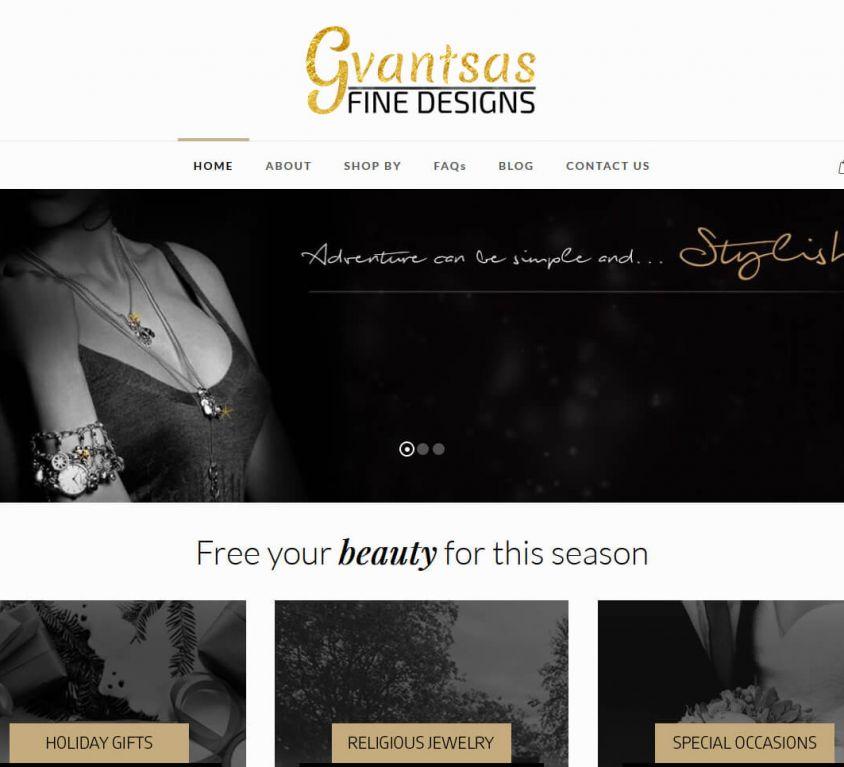 Gvantsa's Fine Desgins